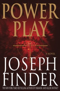 (I just finished this book. I'm not normally a 'thriller' kind of girl, but I plowed through it. Definitely reading more from Joseph Finder!)