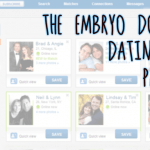 The Embryo Donation Dating Game, Part 1