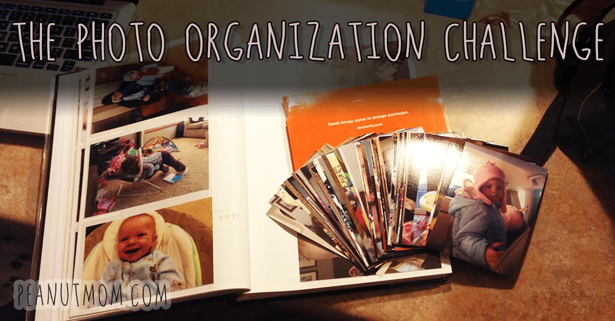 The Photo Organization Challenge