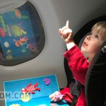 Air travel with babies & toddlers: car seats and the CARES harness