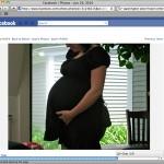 Facebook Pregnancy Etiquette 101