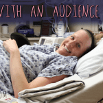 Birth with an audience